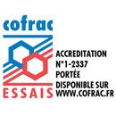 Accreditation COFRAC
